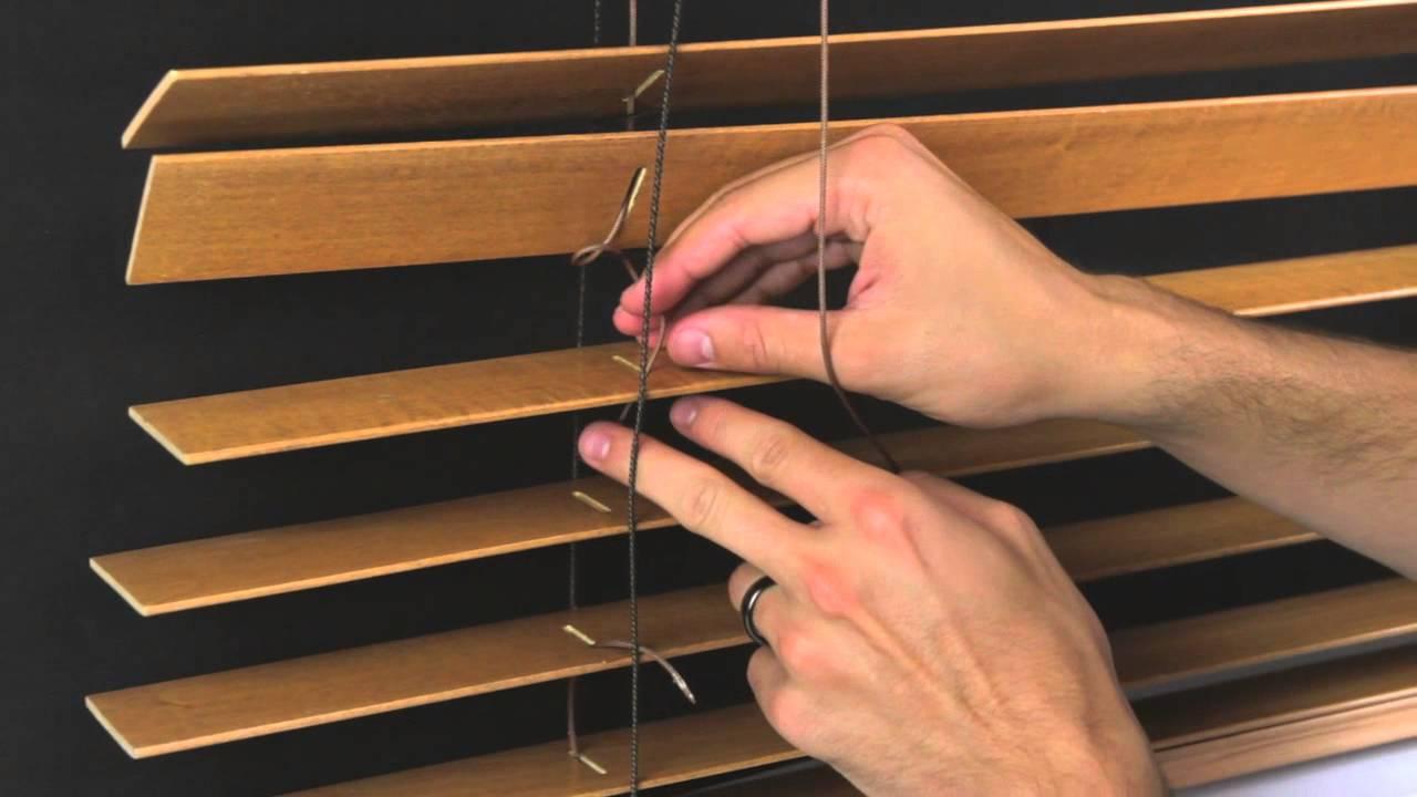 blind repairs