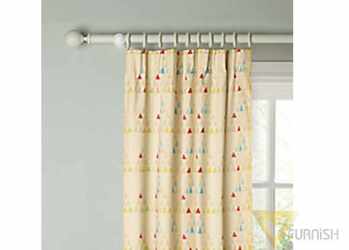 Pleated Curtains