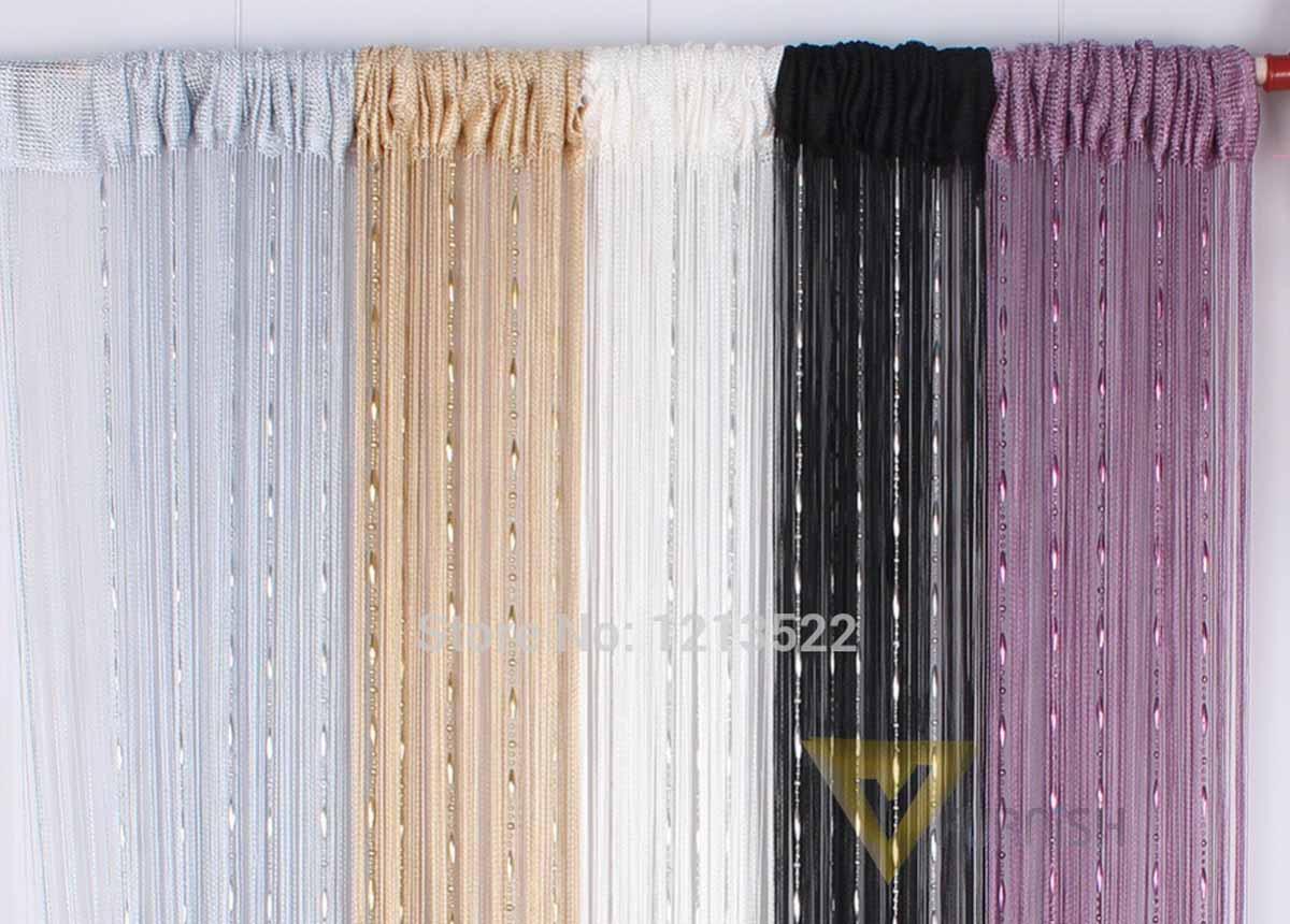Thread Curtains