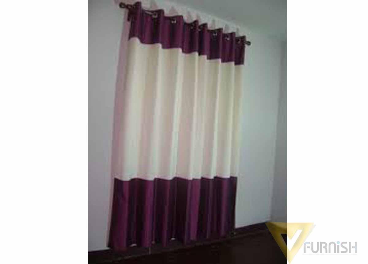 Eyelet Curtain