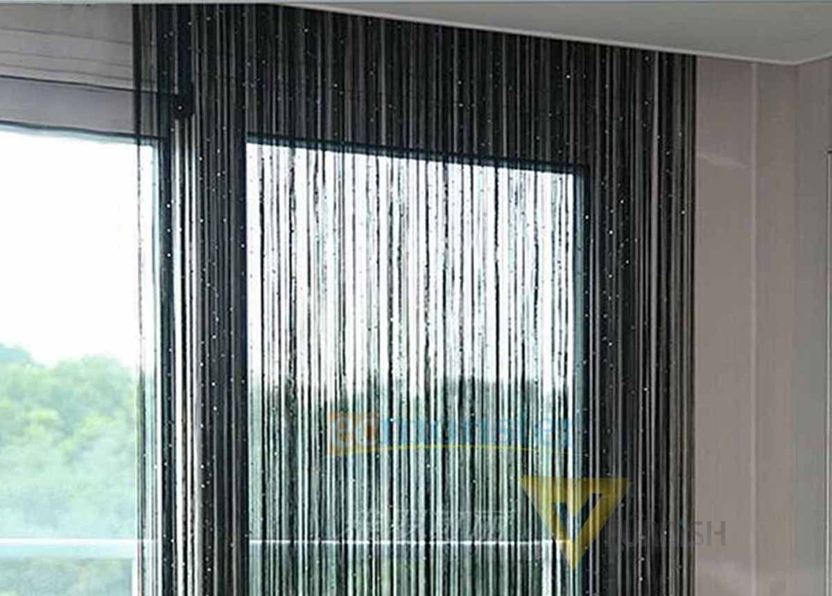 hread curtains