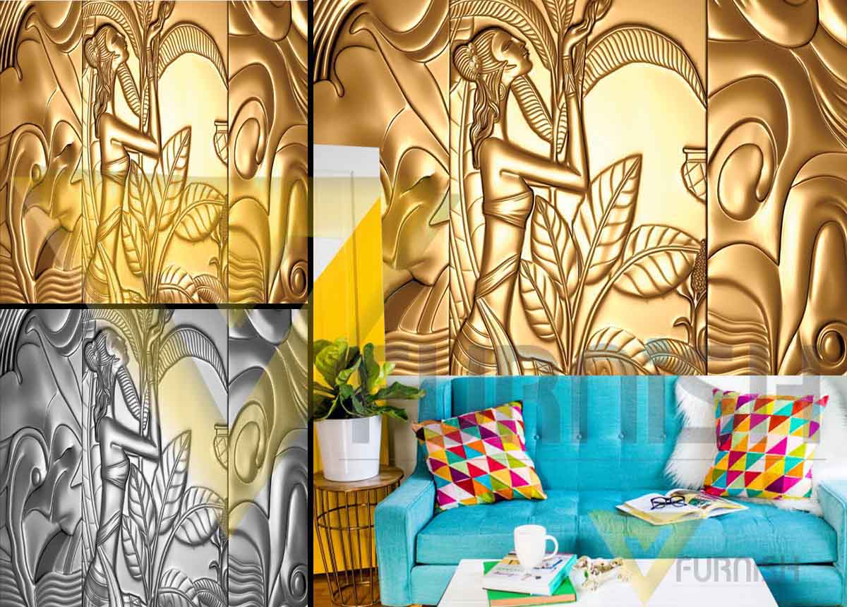 3D Mural Wallpapers