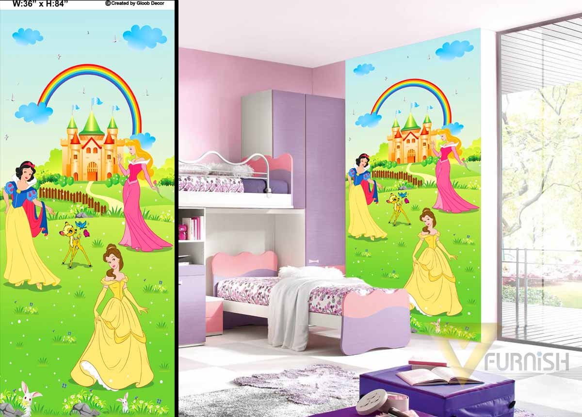 kids room wallapepr