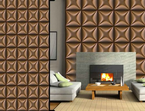 Decor your interiors with tempting Wallpapers